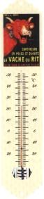 Thermomètre à alcool \
